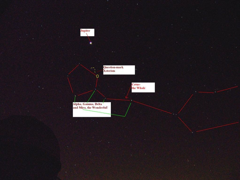 Mira and Jupiter from Yerkes Observatory: 9-30-2011 